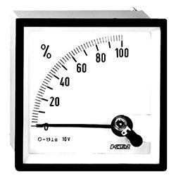 Process indicator, 0…10 V