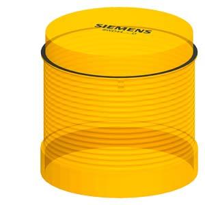 Yellow, Steady, 12-240V AC/DC