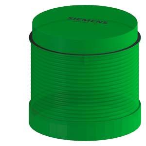 Green, Steady, LED, 12-240V AC/DC