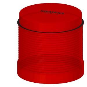 Red, Steady, 12-240V AC/DC