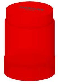 Red, Steady, 24-230V AC/DC