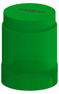 Green, Steady, 24-230V AC/DC