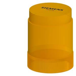 Yellow, Steady, 24-230V AC/DC