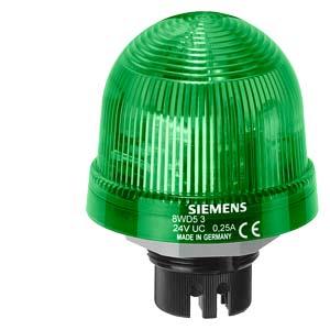 Green, Steady 12-230V AC/DC