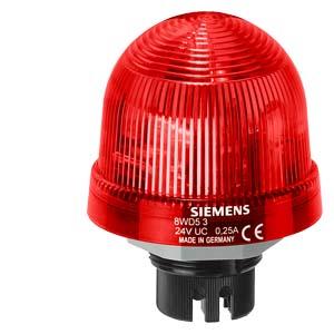 Red, Steady, 12-230V AC/DC
