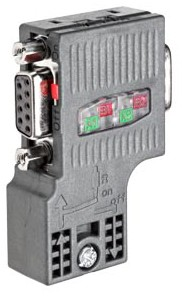 PB connector, with PG socket