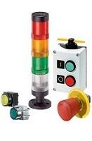 Vadības Pogas un Indikācijas Lampas