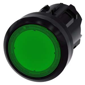 Green, illuminable