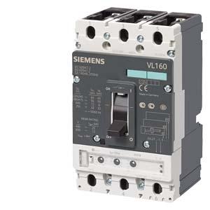 VL160, 415VAC, 3P, 63A
