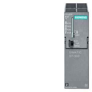 S7-300, CPU 314