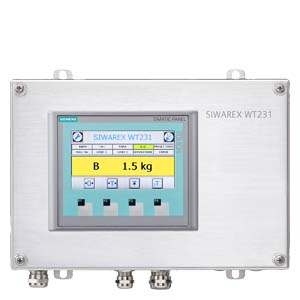 WT231, Weighing Terminal