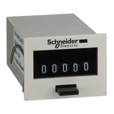 Totalising Counter, Mechanical, 24VDC