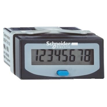 Totalising Counter, LCD, <=40VDC